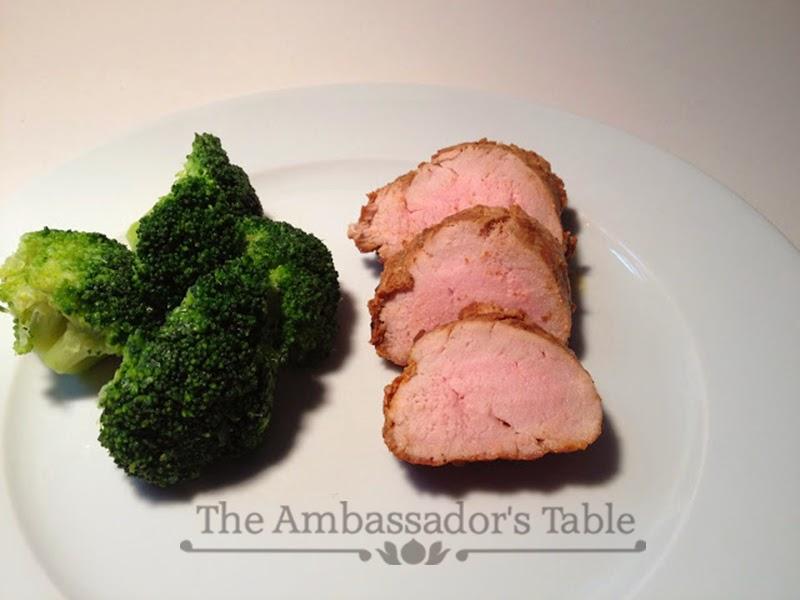 how to cook pork fillet tender