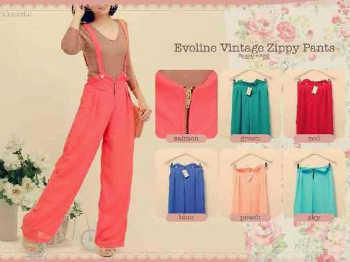 vintage pants, celana vintage murah, celana vintage, celana cewe, busana online, butik online