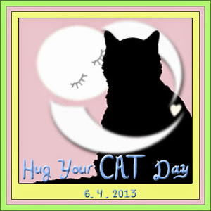Hug Your Cat Day Coming Soon