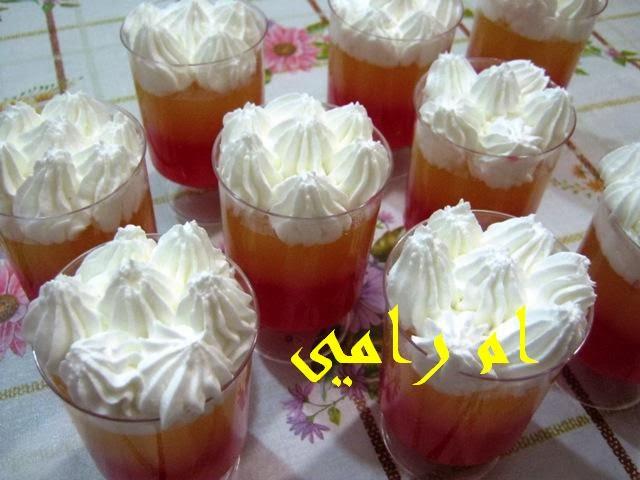 تحلية بعصير البرتقال والفانتا  IMG_5179