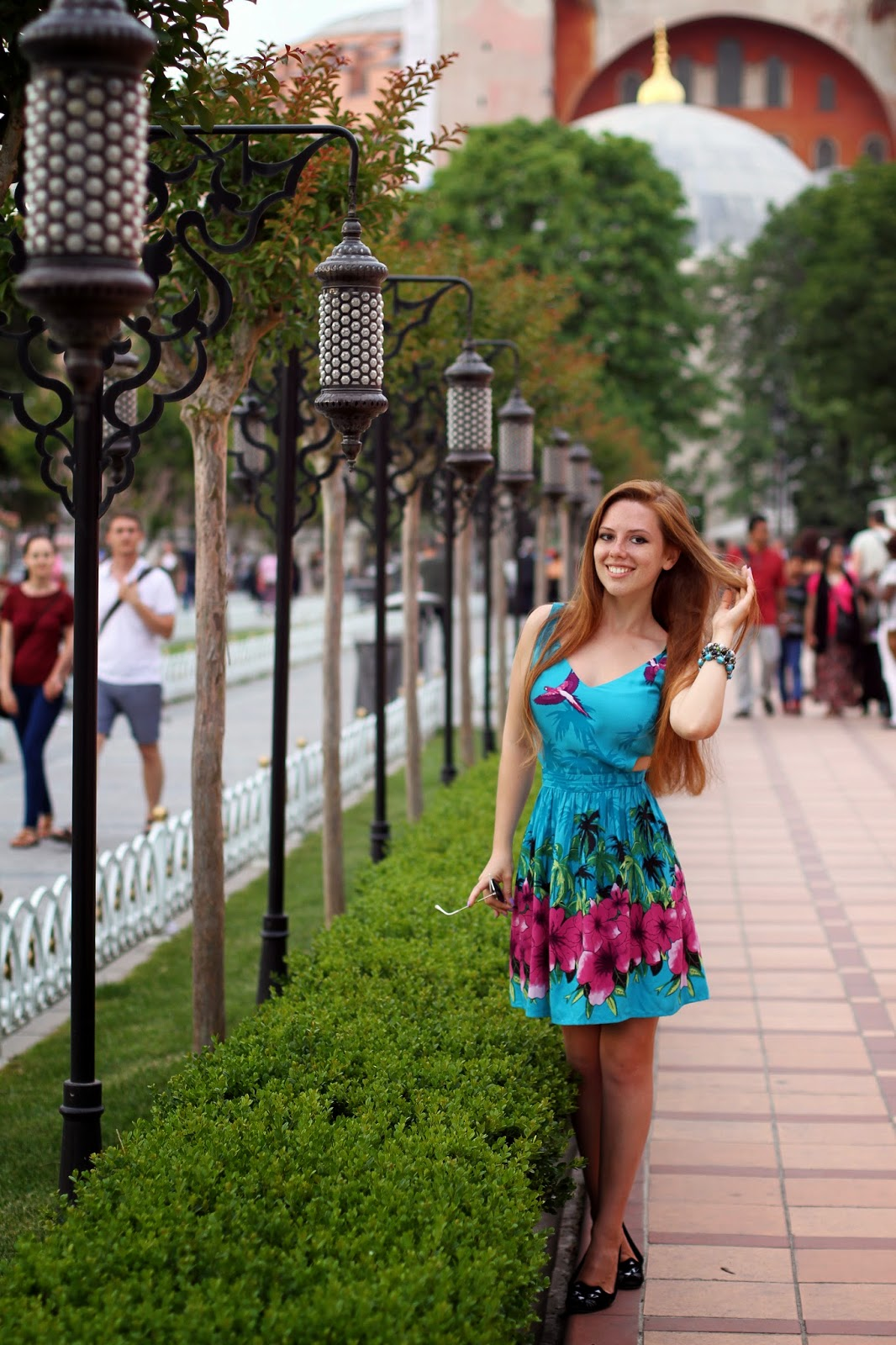 блогер Виктория Болтенкова
