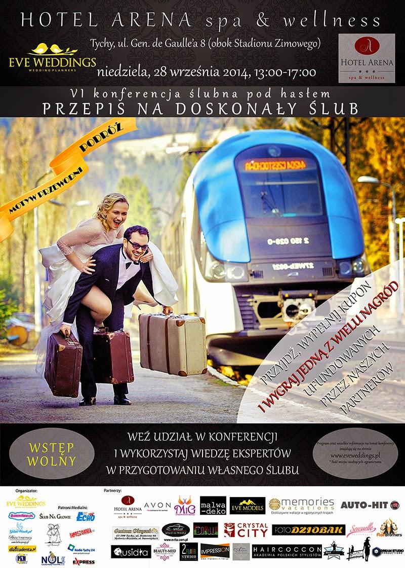 wychodzezamaz.pl patronem VI konferencji ślubnej