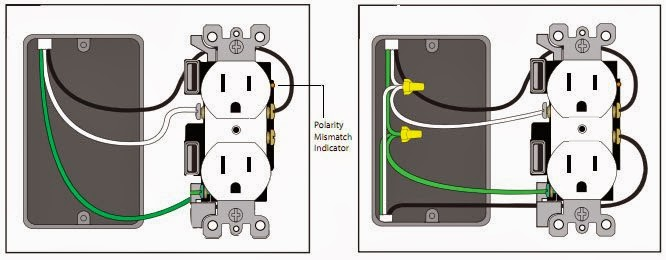 single outlet wiring diagram single image wiring firdaus zack cara cara untuk memasang port usb dinding rumah anda on single outlet wiring diagram