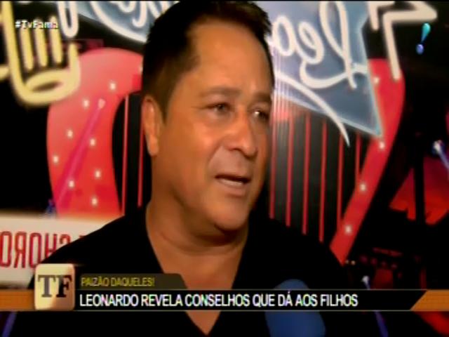 PROGRAMAS Balanço Geral Especial TV RECORD FOFOCALIZANDO SBT TV FAMA REDE TV MATÉRIA DO LEONARDO E
