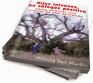 """Libro """"Hijos intensos, un enfoque positivo"""""""