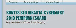 JAKARTA CYBER4ART