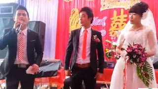 lời dẫn chương trình đám cưới cực độc cho mc