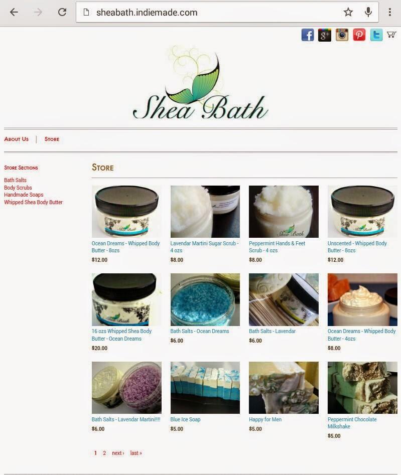 Shea Bath