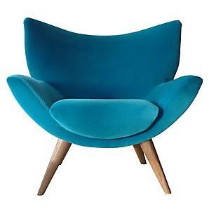 The style inspiration sit down please - Butaca terciopelo ...