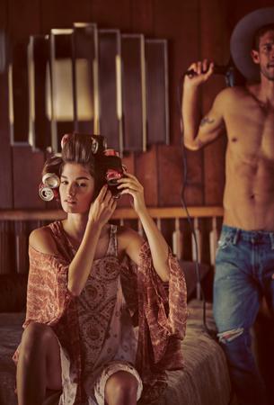 Free People moda moda mujer del catálogo de enero