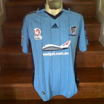 Jual Jersey Sydney FC Home 2012