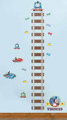 Deck out your toddler nursery utilizing existing kindergarten furniture objects Thomas height chart