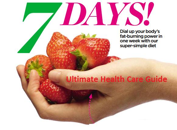 Ultimate Health Care Guide: 2013-04-14