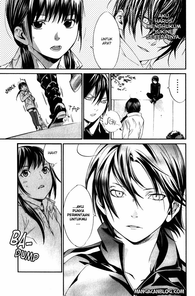 Komik noragami 006 - scary person 7 Indonesia noragami 006 - scary person Terbaru 20|Baca Manga Komik Indonesia|Mangacan