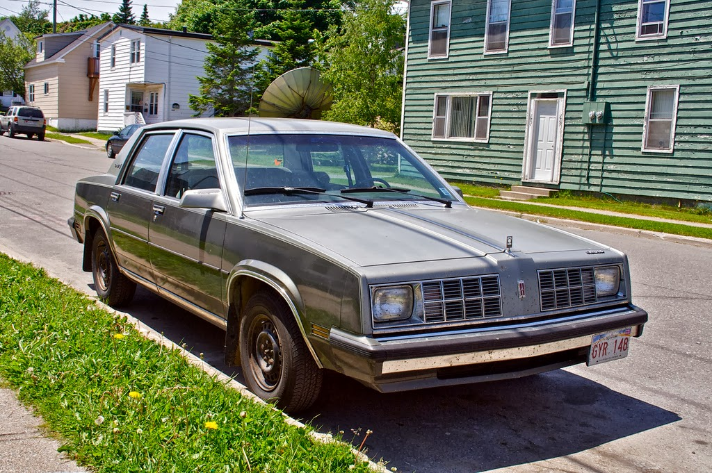 Forgotten cars of the 70s and 80s: 1980-84 Oldsmobile Omega | Post ...