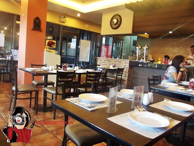 Oliva Bistro Cafe in Visayas Avenue, Quezon City