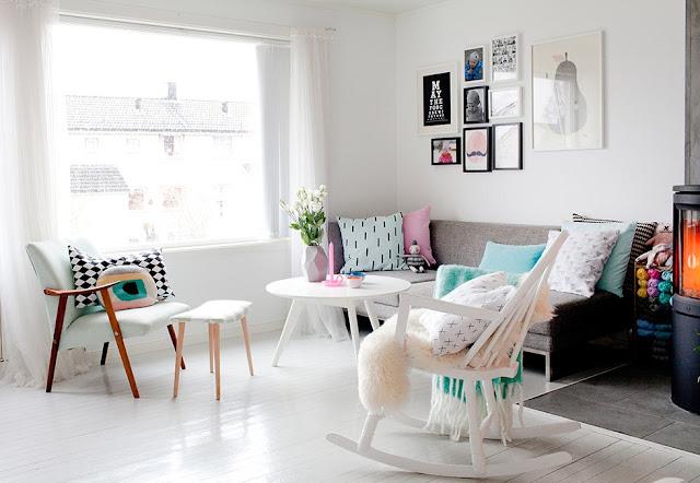 Personalizar una vivienda con handmade y vinilos
