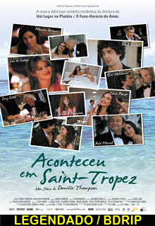 Assistir Aconteceu em Saint-Tropez Legendado 2014