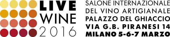 Live Wine 2016 5/6/7 marzo '16