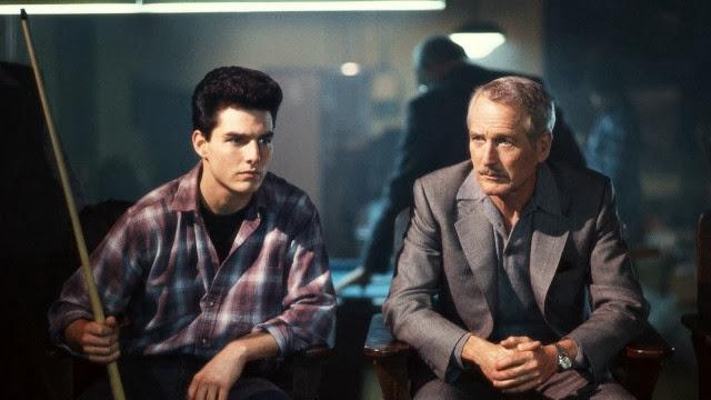 Il colore dei soldi, Tom Cruise, Paul Newman
