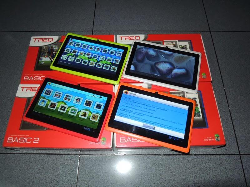 Tablet untuk Anak anak