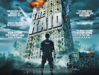 Film 'The Raid' Aksi Laga Seni Indonesia yang Mendunia
