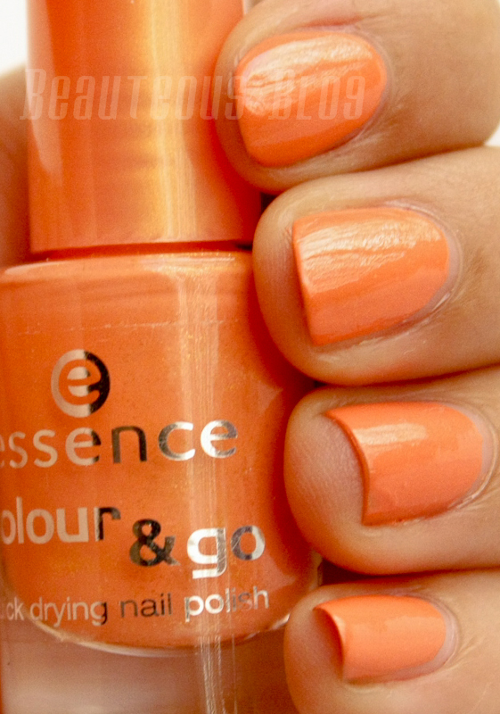 NAILS] Essence Colour & Go in What Do U Think? | Sidrah Beauty