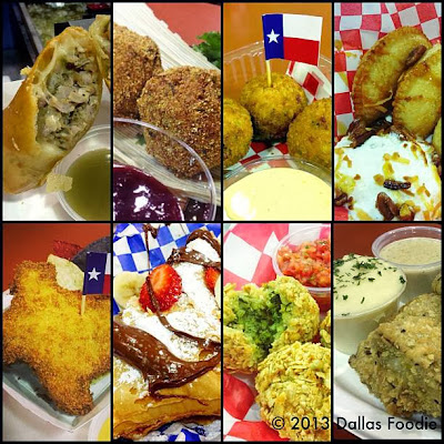 All 8 Big Tex Choice Awards Fried Food Finalists for 2013
