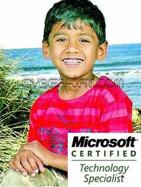 Spesialis Teknologi di Microsoft Berusia 9 Tahun