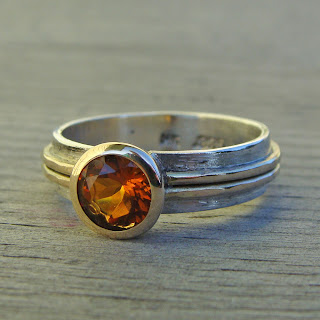 citrine ring