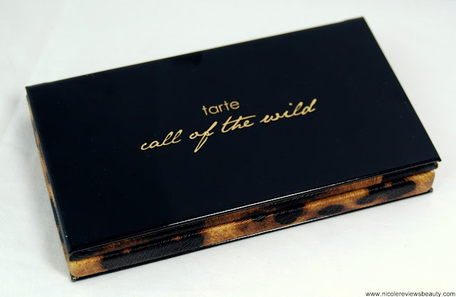 Tarte Call Of The Wild Amazonian Clay 8-Shadow Collector's Palette Review and Swatches