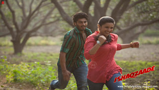 Ishaqzaade Fresh HQ Wallpapers, Starring Arjun Kapoor, Parineeti Chopra