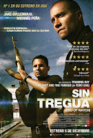 Sin tregua (End of Watch) (2012) online y gratis