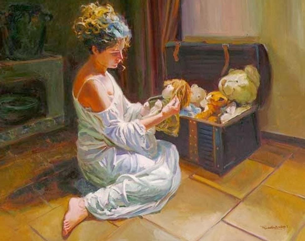retratos-femeninos-impresionistas-al-oleo