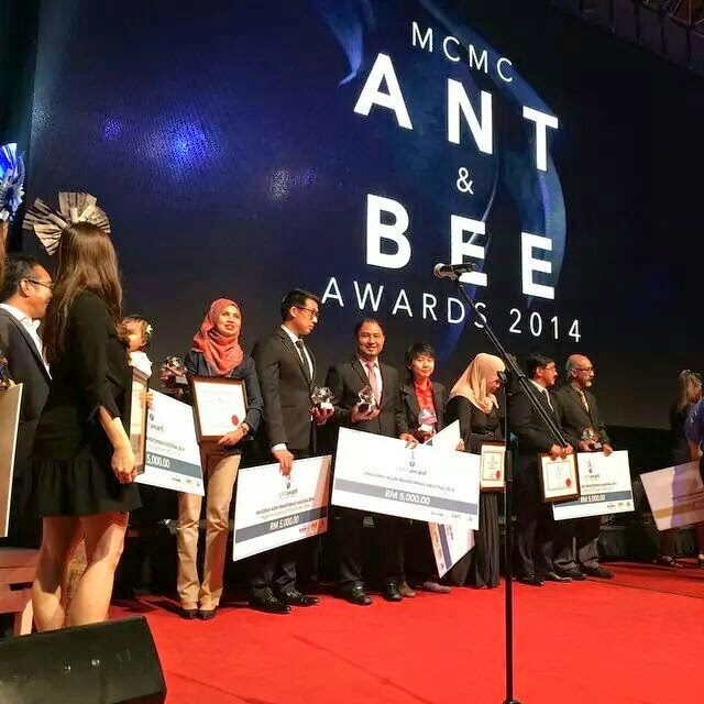 Anugerah ANT (Agent for National Transformation) Award 2014