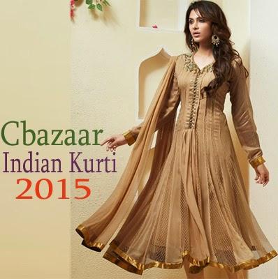 Cbazaar Indian Kurti Collection 2015