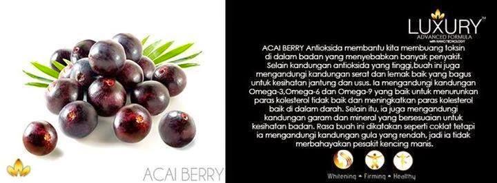 3. ACAI BERRY