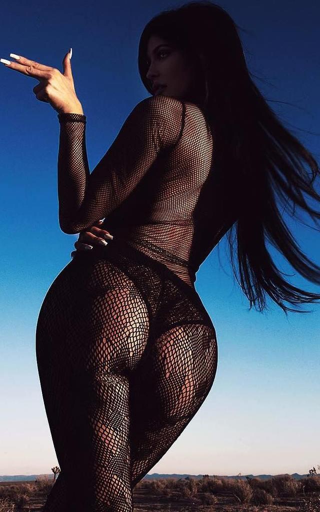 La sexy Kylie Jenner