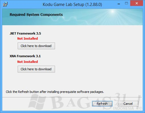 Membuat Game 3D Dengan Kodu Game Lab 5