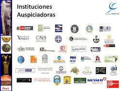 INSTITUCIONES AUSPICIADORAS
