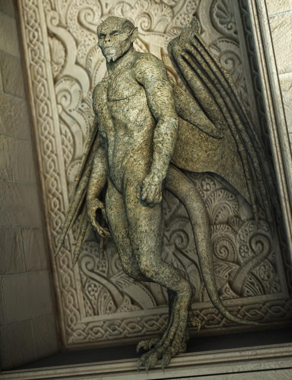 HD Gargouille pour Genesis 2 Homme