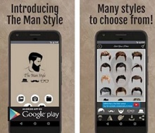 Photo App of the Month - The Man Style