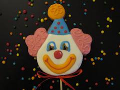 Itt a farsang, áll a bál - Clown Kekse zum Fasching