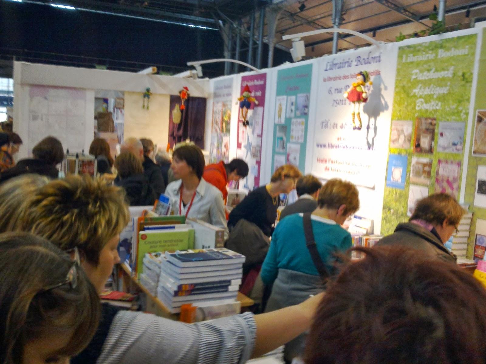 Christelle beneytout le blog salon cr ativa nantes - Salon creativa nantes ...