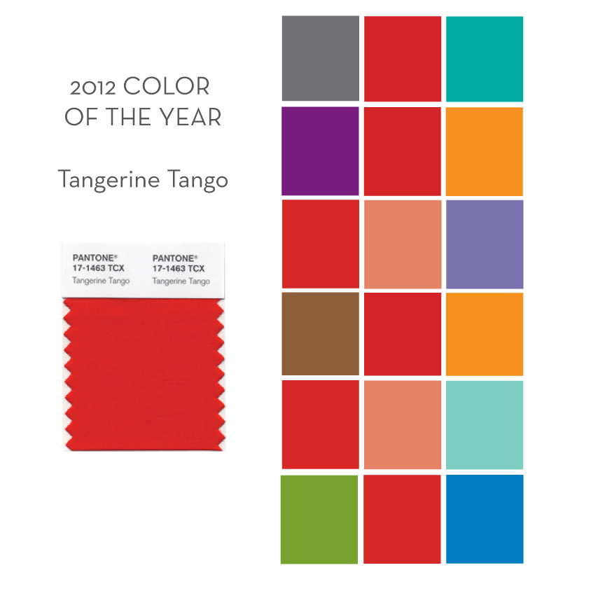Designs In Paper Pantone 39 S 2012 Color Of The Year