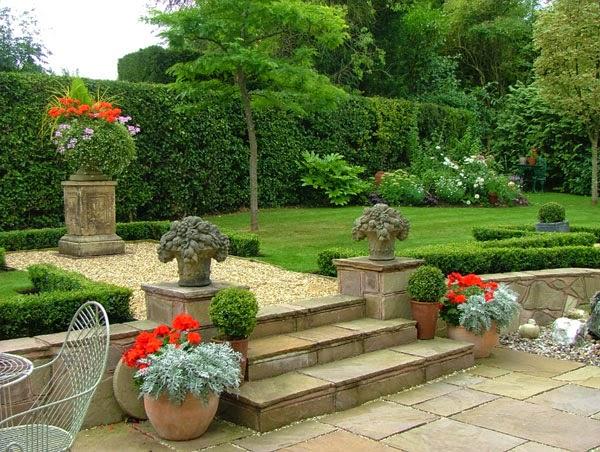 Fresh Home Garden Designs