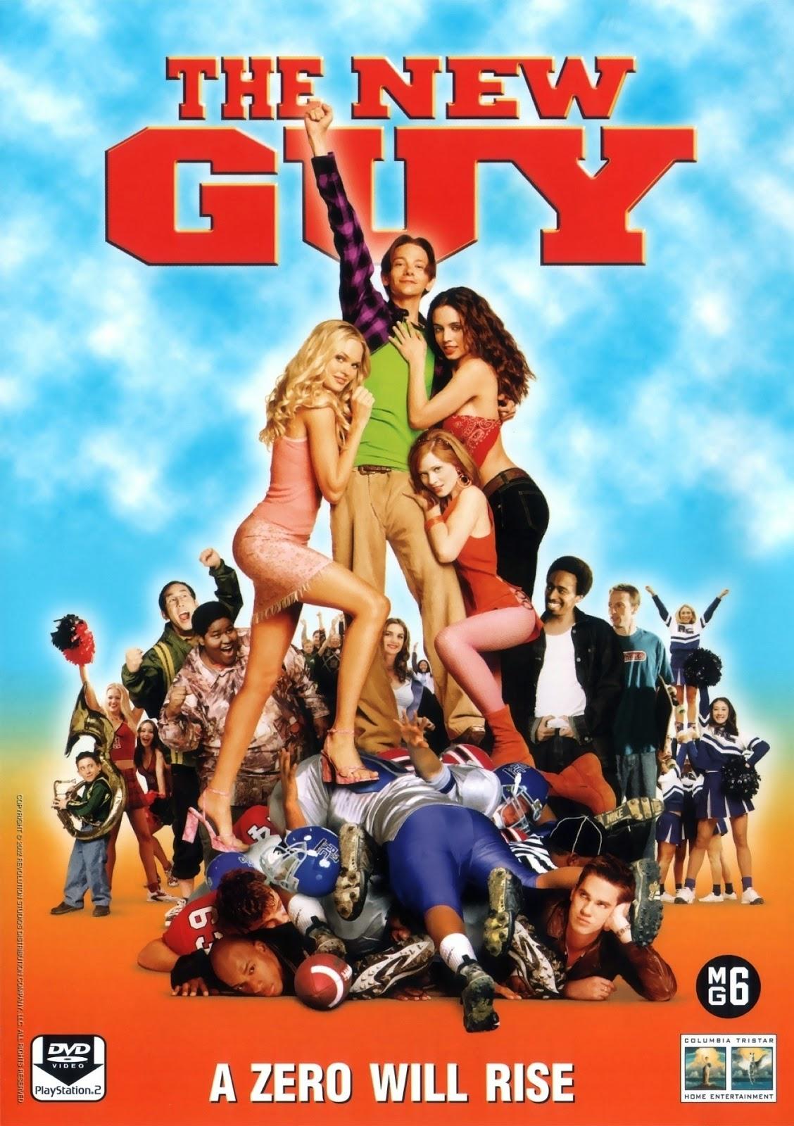 The New Guy (2002) ταινιες online seires xrysoi greek subs