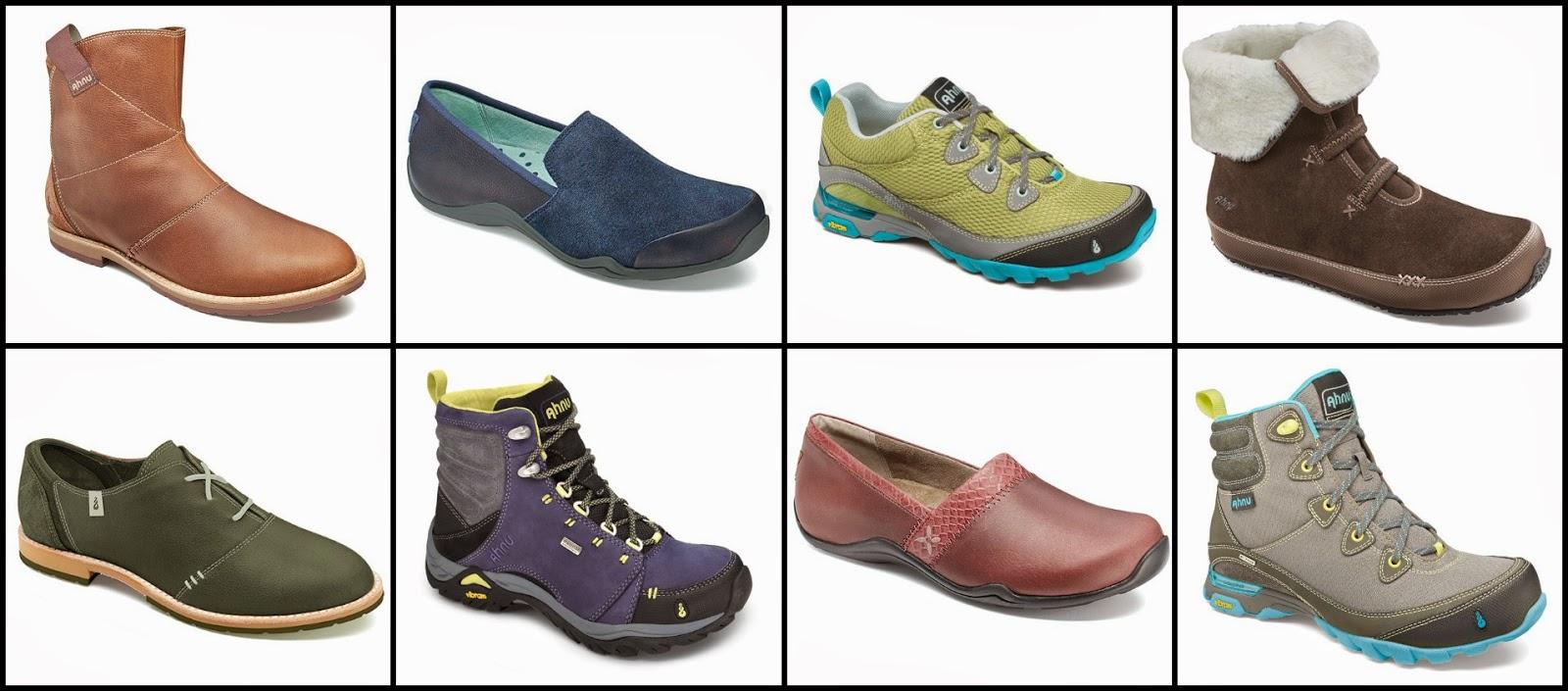 Ahnu footwear