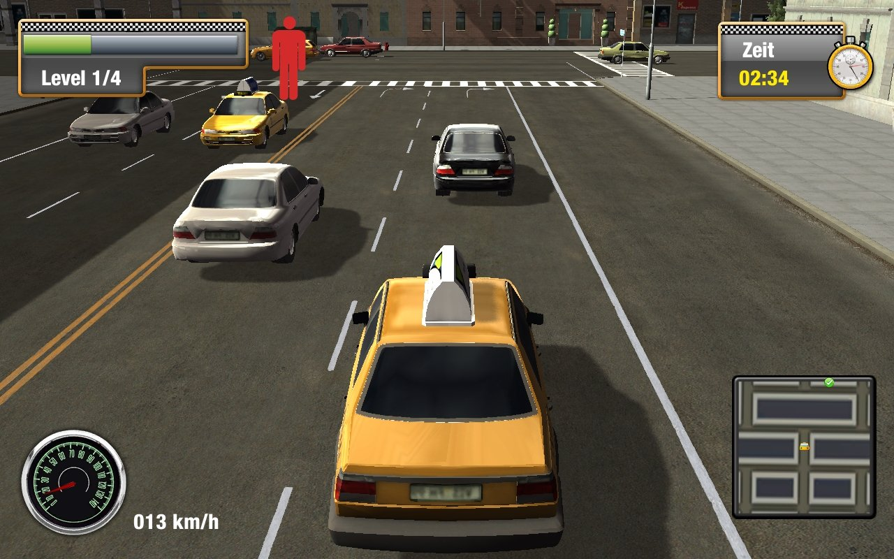 taxi games online