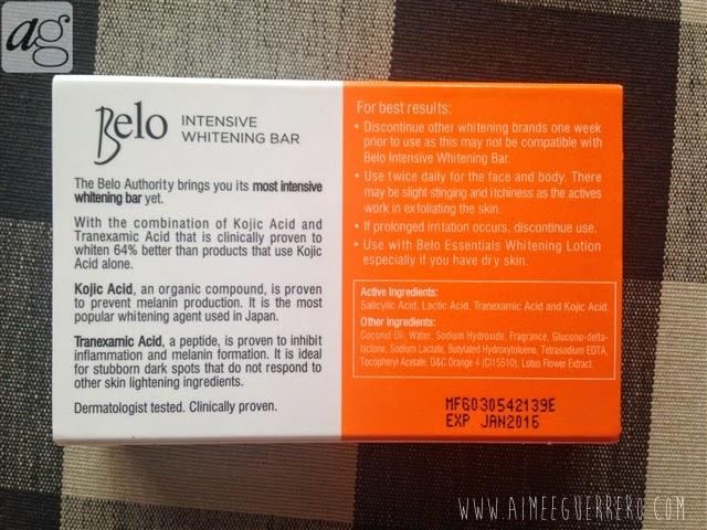 BELO Intensive Whitening Bar | Reviews